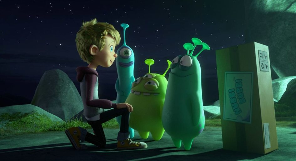 Luis and The Aliens, fotograma 4 de 14
