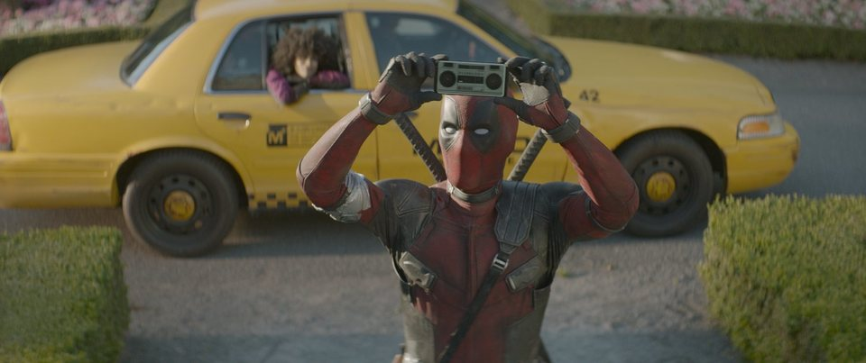 Deadpool 2, fotograma 12 de 16