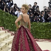 Blake Lively at the Met Gala 2018