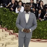 Daniel Kaluuya at the Met Gala 2018