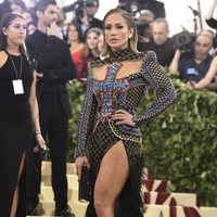 Jennifer Lopez at the Met Gala 2018