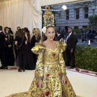 Sarah Jessica Parker at the Met Gala 2018