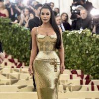 Kim Kardashian at the Met Gala 2018