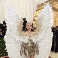Katy Perry at the Met Gala 2018