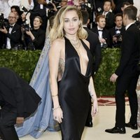 Miley Cyrus at the Met Gala 2018