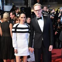 Jennifer Connelly and Paul Bettany attend the premiere of 'Solo: A Star Wars Story' during the 71st Cannes Film Festival