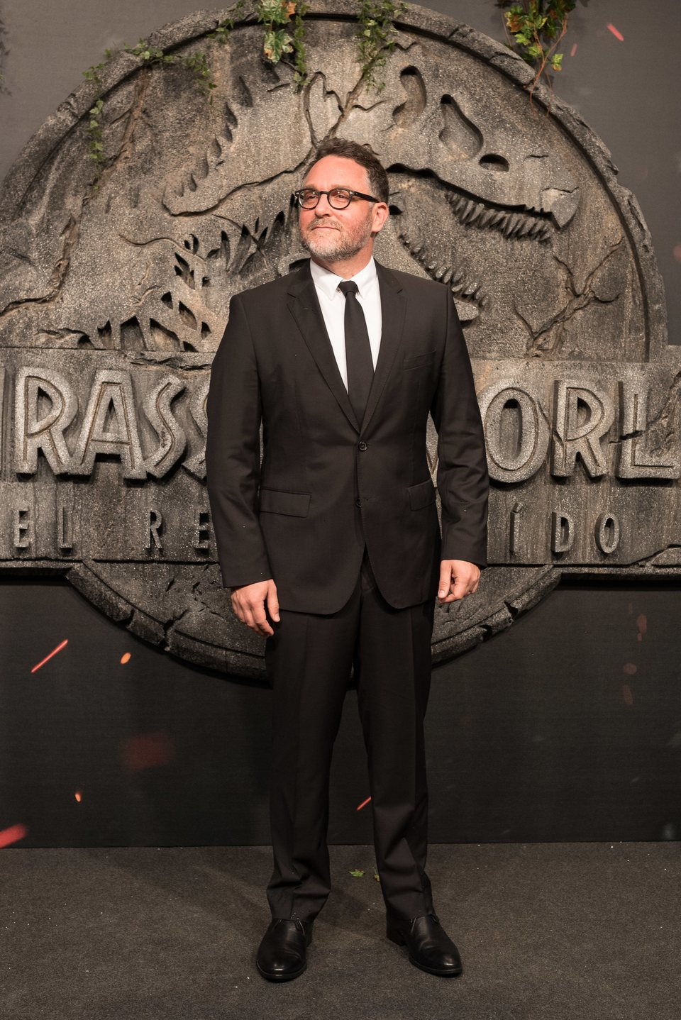 Colin Trevorrow at the 'Jurassic World: Fallen Kingdom' world premiere in Madrid