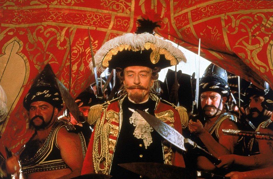 The Adventures of Baron Munchausen, fotograma 15 de 18
