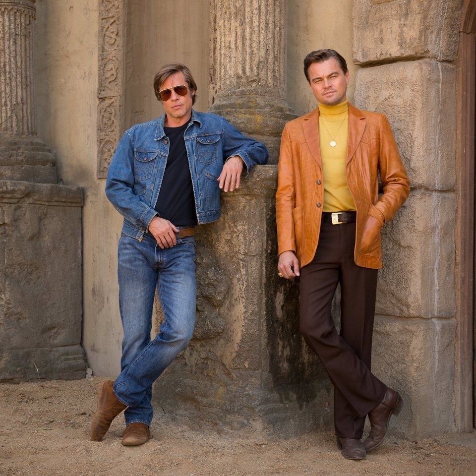 Once Upon a Time... in Hollywood, fotograma 1 de 41