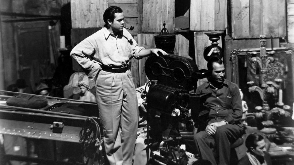 The Eyes of Orson Welles, fotograma 7 de 9