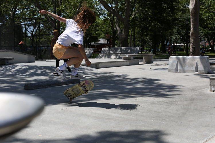 Skate Kitchen, fotograma 10 de 11