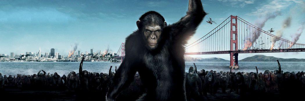 Saga Planet of the Apes