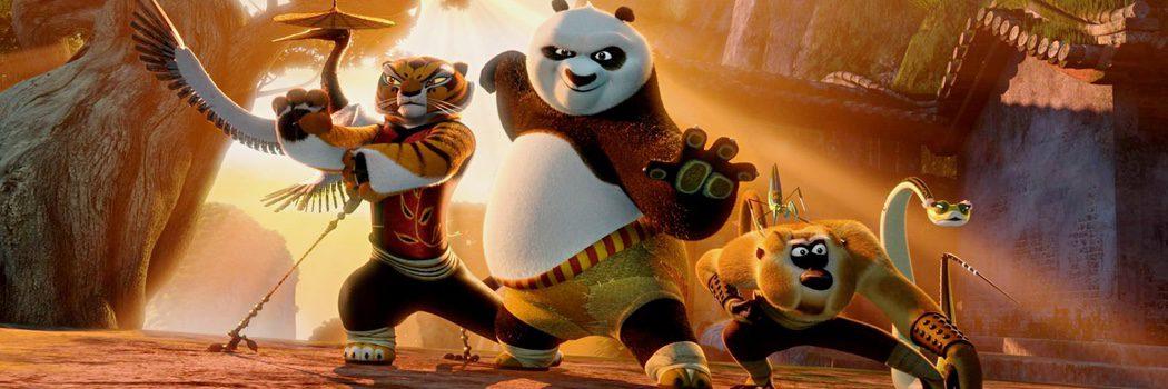 Saga Kung Fu Panda