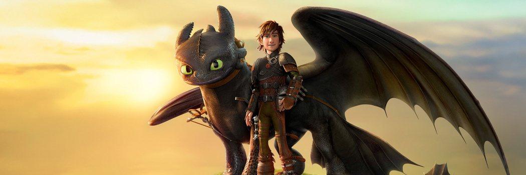 Saga How To Train Your Dragon