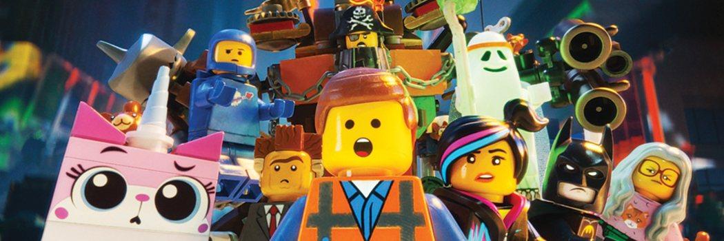 Saga LEGO