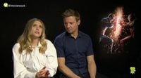 "Jeremy Renner: ""Scarlet Witch is the most powerful Avenger"""