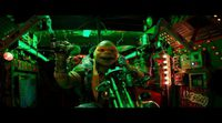 "'Teenage Mutant Ninja Turtles: Out of the Shadows'. Clip: ""Manhole Covers and Nunchucks"""