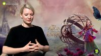 "Mia Wasikowska: ""I want to work with Jane Campion, she makes really interesting female characters"""