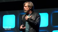 Mark Hamill talking about 'Batman: The Killing Joke' in Star Wars Celebration