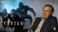 """Christoph Waltz: """"I welcomed this combination of entertainment with relevance"""""""