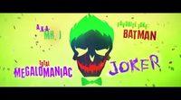 'Suicide Squad' Joker Spot