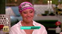 Shannen Doherty talks about her breast cancer