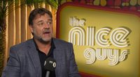 """It's the dumbest way possible to make a film"" Russell Crowe about 'Gladiator'"