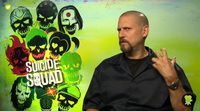 """David Ayer: """"It was difficult to find the balance with the Joker"""""""