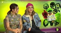 """Cara Delevingne: """"Going to Comic-Con and seeing girls dressed as us it's so cool"""""""