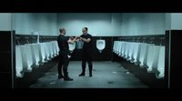 'Heroes wanted' bathroom clip