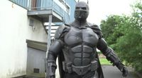 Batman cosplay's sets a Guinness World Record