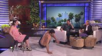 The 'Magic Mike Live' Dancers Perform on The Ellen Show