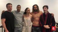 Justice League cast endorses Rezpect Our Water