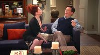 'Will & Grace' scene about 2016 Election