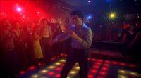 'Saturday Night Fever's John Travolta Solo Dance