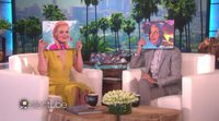 Dory and Anna meet at 'Ellen Degeneres Show'