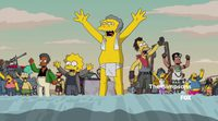 'The Simpsons' 600th episode promo