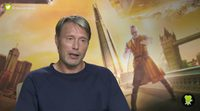 "Mads Mikkelsen: ""In US movies you'll see me as the villain, in European movies you'll see something else"""