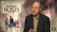 """David Yates: """"'Fantastic Beasts' has the 'Harry Potter' DNA, but it's darker"""""""