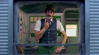 The short film by Wes Anderson, 'Come Together'