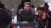 The passionate speech of Scarlett Johansson at the Women's March