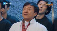 Jackie Chan meets with his original stunt team
