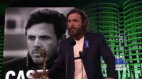 Casey Affleck's speech on Independent Spirit Awards