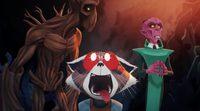 First episode 'Rocket & Groot': 'Dream Machine'