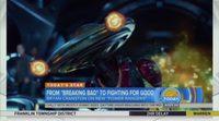 'Power Rangers' movie clip - Zordon