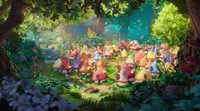 'Smurfs: The Lost Village' Official Trailer