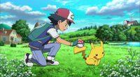 Official trailer for the new Pokémon movie, 'Pokémon The Movie: I Choose You'