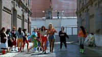Musical scene from 'High Heels'