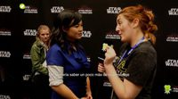 """Interview with Kelly Marie Tran ('The Last Jedi'): """"I would have like to spend more time with Carrie"""""""