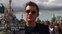 'Pirates of the Caribbean 5': The cast in Disneyland Paris
